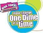 35 points in labels for education and 25 box tops for education - Education, Labels, Points, Tops