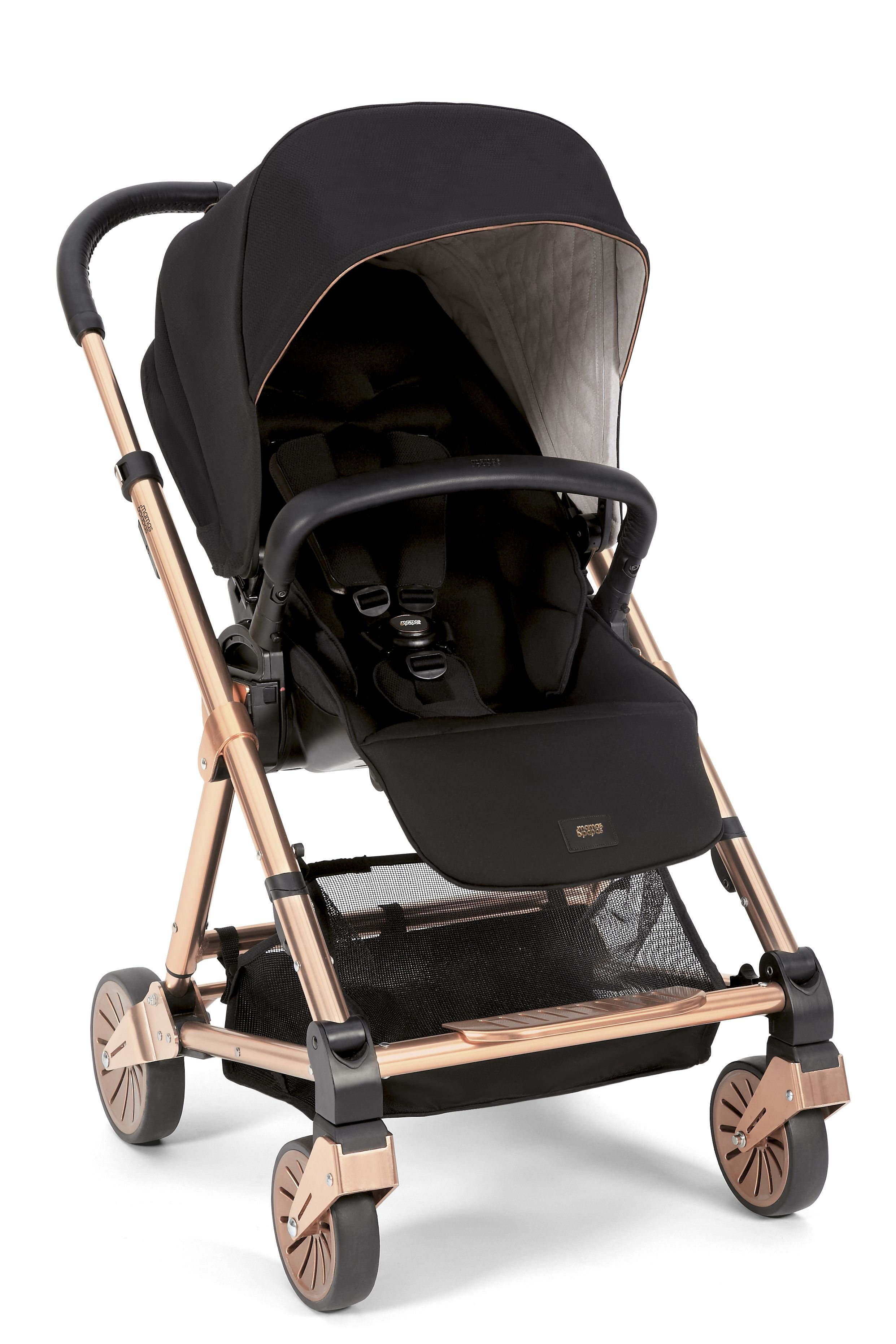 urbo 2 rose gold Google Search Baby strollers, Rose
