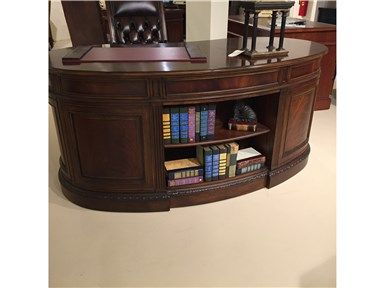 Hickory Park Furniture Outlet Home Office New Orleans Kidney Desk By Hekman