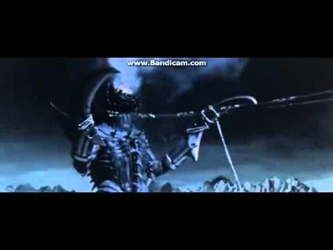 godzilla final wars: godzilla vs gigan