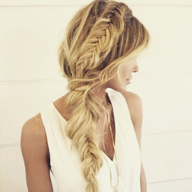 Cool Boho Braided Hairstyle