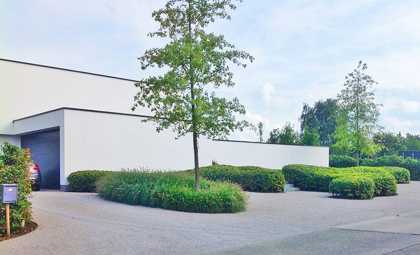 Modern b voortuinen tuin tuin architectuur en tuinen