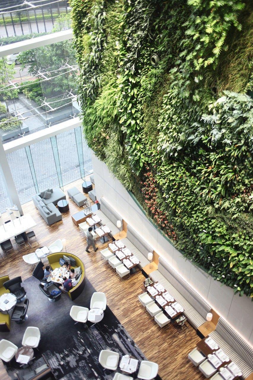 Green Hotel Icon Hong Kong Crazy Stuff Jardins