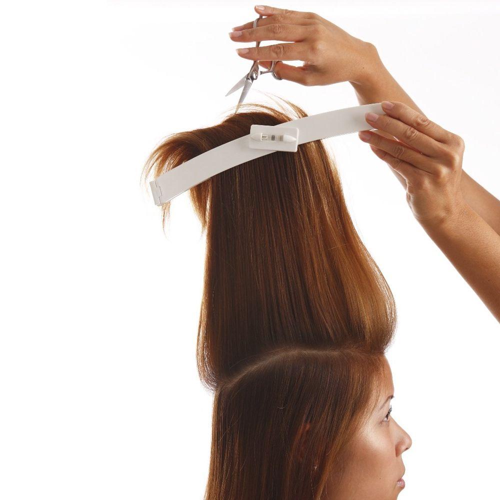 Professional Bangs Hair Cutting Clip Comb - vozeli.com
