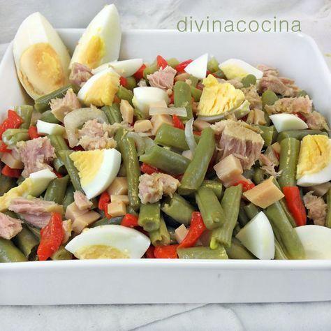 recetas para hacer dieta con verduras