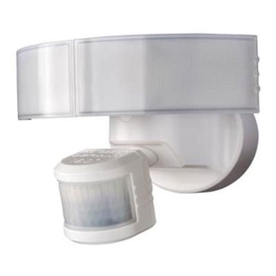 Outdoor Led Motion Lights Beauteous Defiant 180 Degree White Led Motion Outdoor Security Light  Outdoor Inspiration
