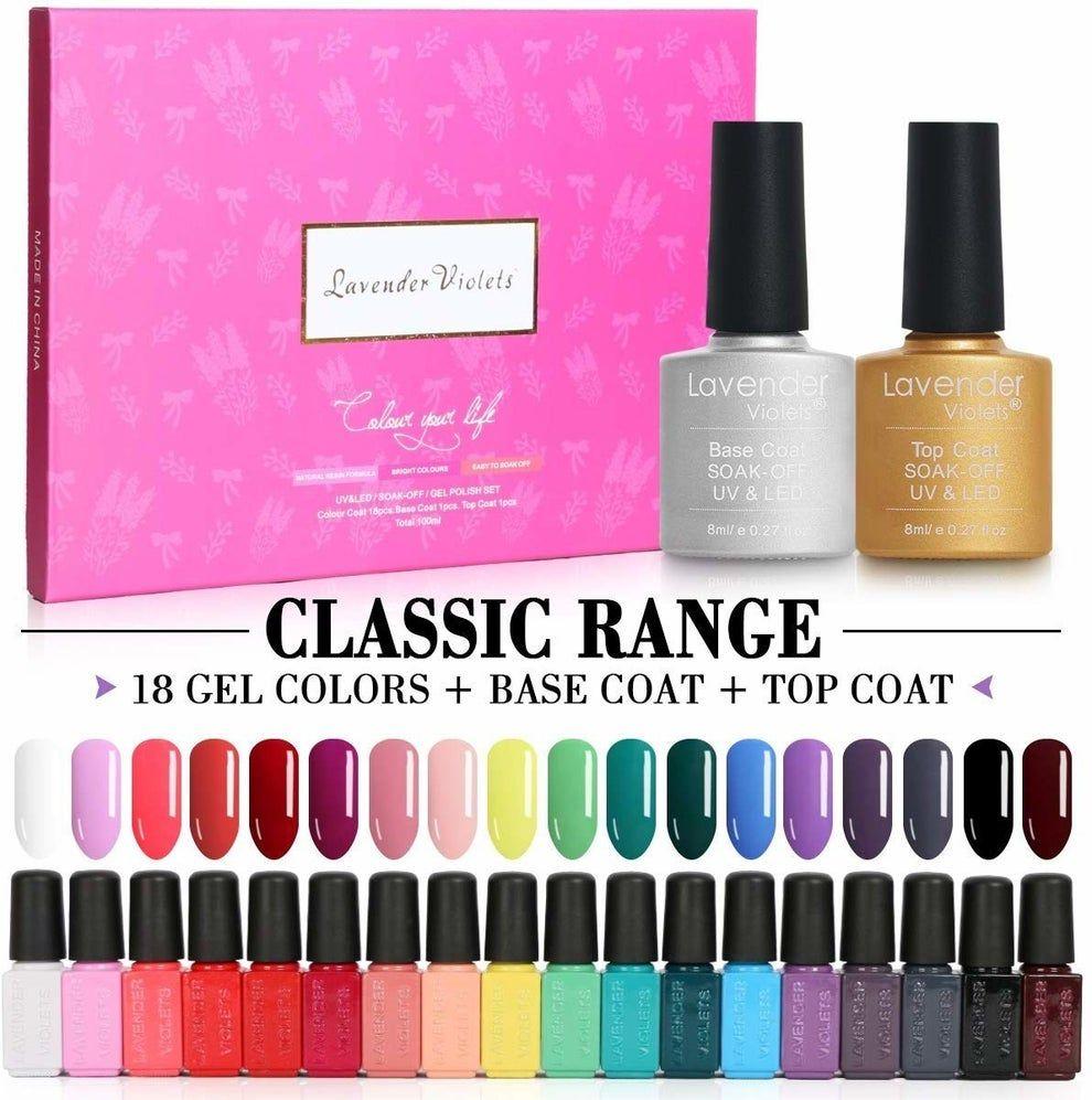 nail polish gift set amazon