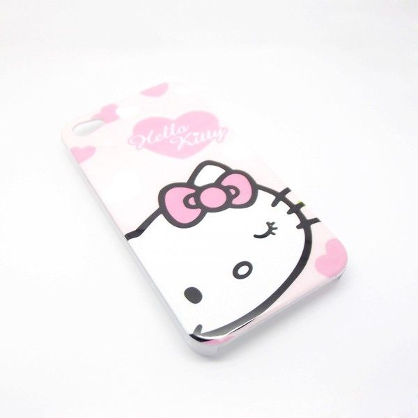 Hello Kitty Hard Case Cover Skin for iPhone 4G / 4S (C) - Cases & Skins - iPhone 4/4S - iPhone Accessories