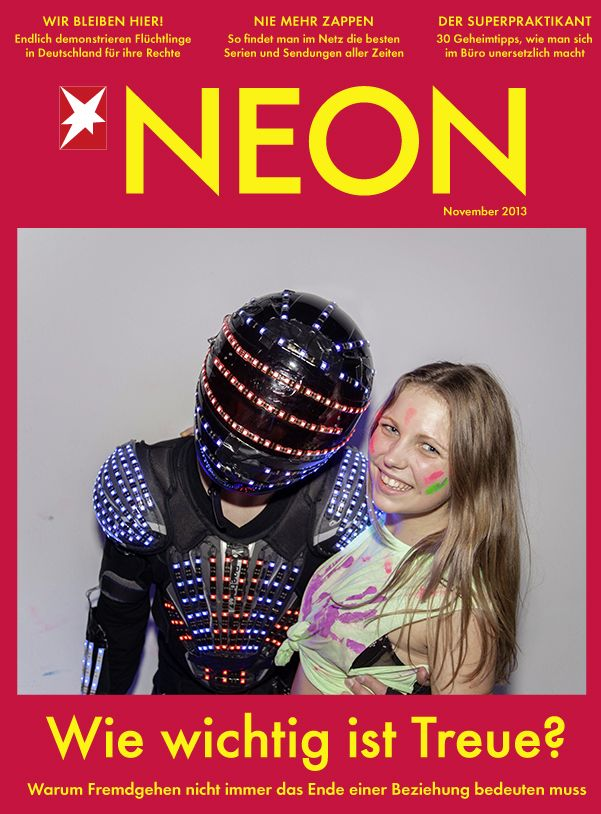 NEON-Shooting