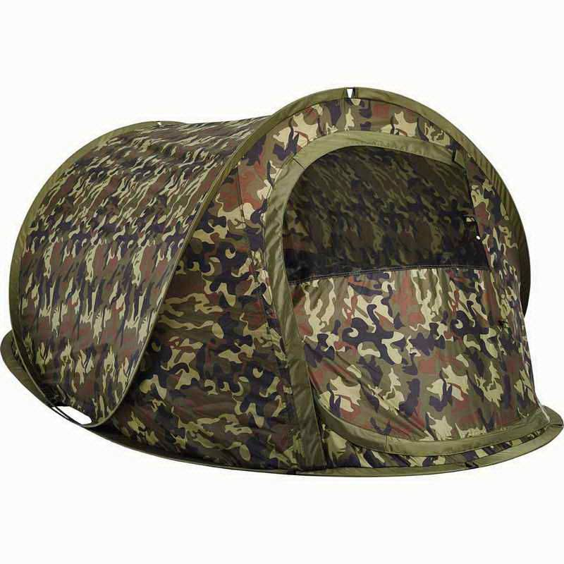 Pop Up Camouflage Dome Tent Small tent, Pop up tent