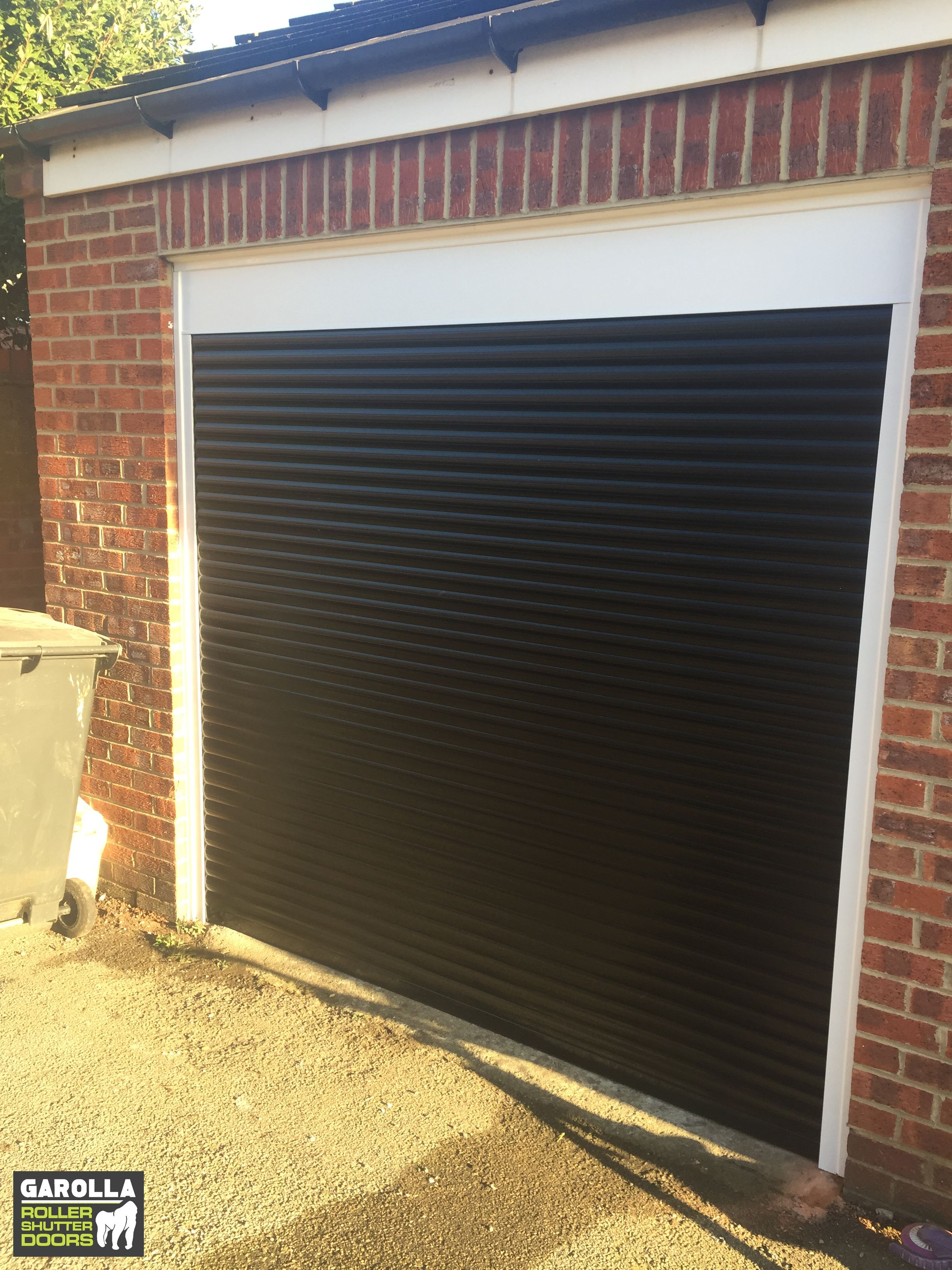 Black Roller Door Garage doors for sale in Black are effortlessly stylish Our roller garage door price and double garage door prices are brilliant Check them out by click...