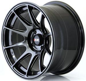 Xxr 527 15 X 8 25 Et0 4 X 100 Black Chrome Xr527