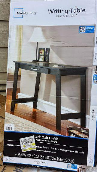Best 39 Walmart Painted Desk Makeover Desk Makeover Diy 640 x 480