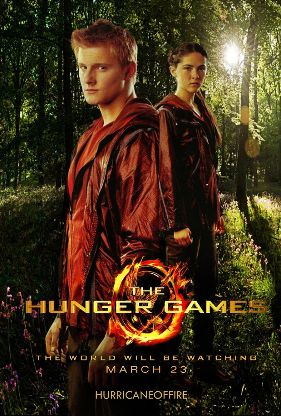 Clove From Hunger Games | Cato and Clove - The Hunger ...
