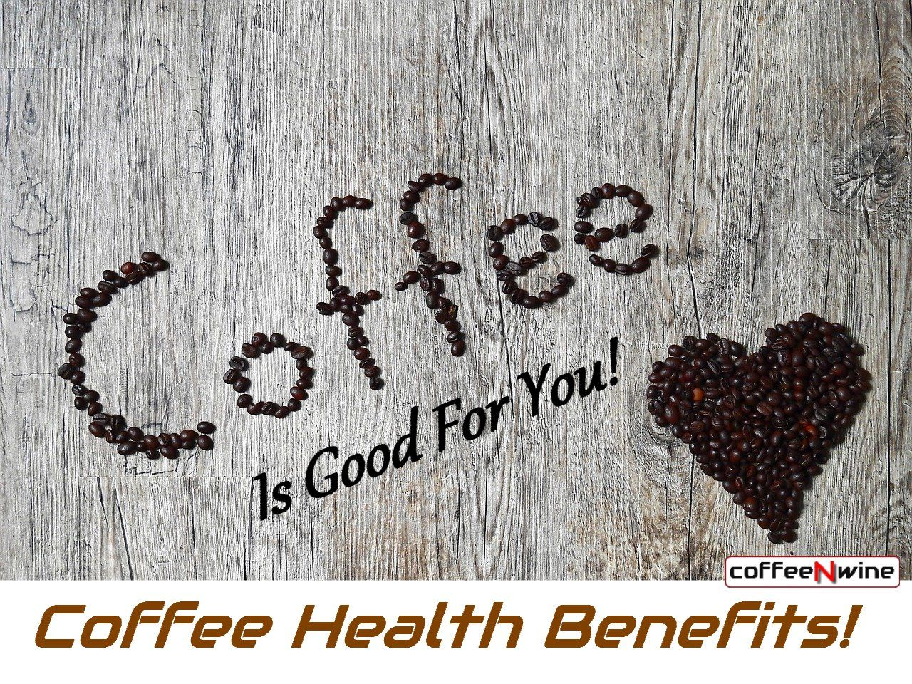 Coffee is Good For You. Coffee Health Benefits (With