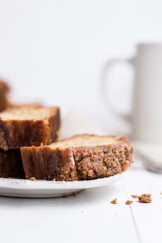 Healthy Coffee Cake Banana Bread   Recipe