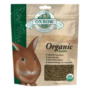 Oxbow Animal Health Beneterra Organic Rabbit Food Food Small Pet Petsmart Rabbit Pellets Rabbit Food Healthy Pets