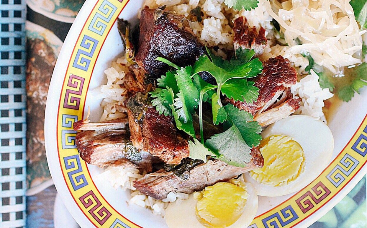 Thai 5-Spice Pork Stew (Instant Pot & Slow Cooker Recipes)