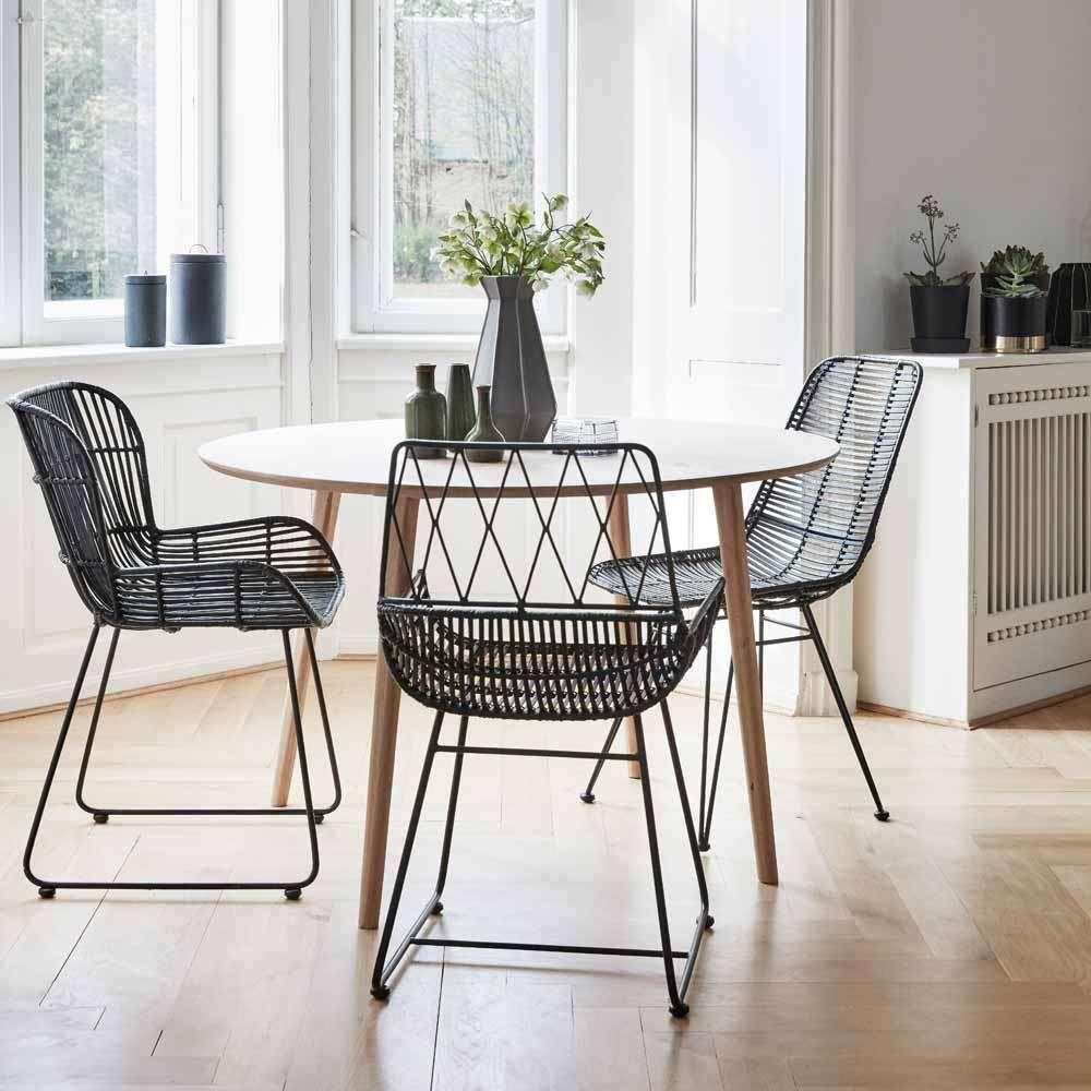 rattanstuhl klara luftig leichter sessel von h bsch interior stuhl pinterest h bsch. Black Bedroom Furniture Sets. Home Design Ideas