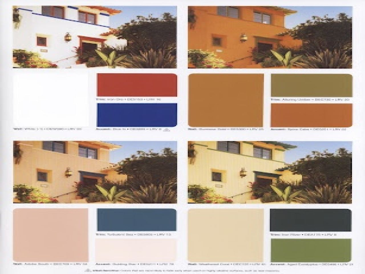 Image Result For Mediterranean Style Homes Exterior Paint Colors J2 Style Board House