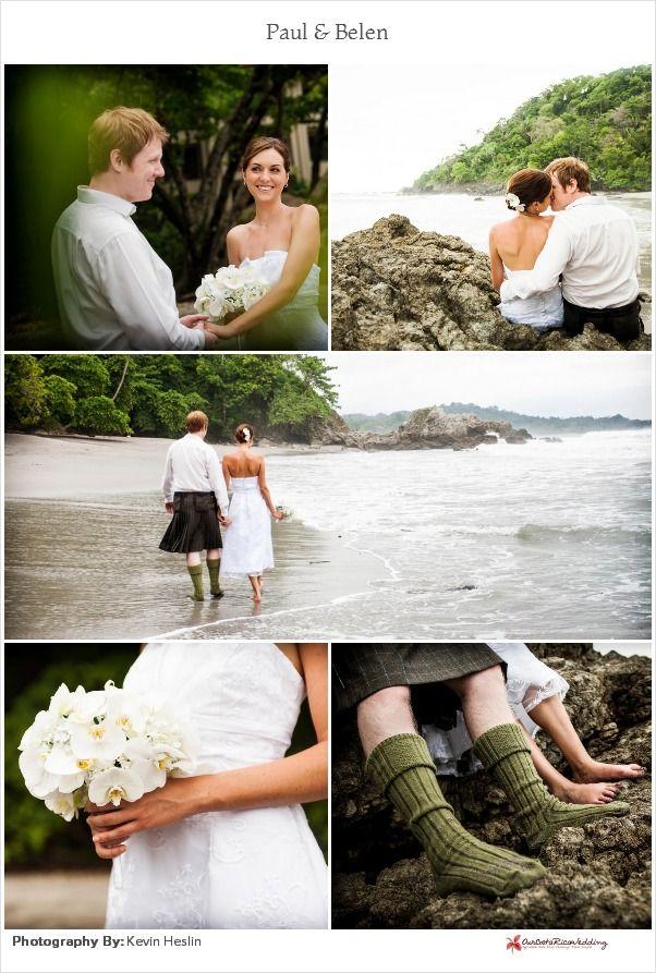 Manuel Antonio Elopement Beach Weddings Wedding Planners Costa Rica Destination