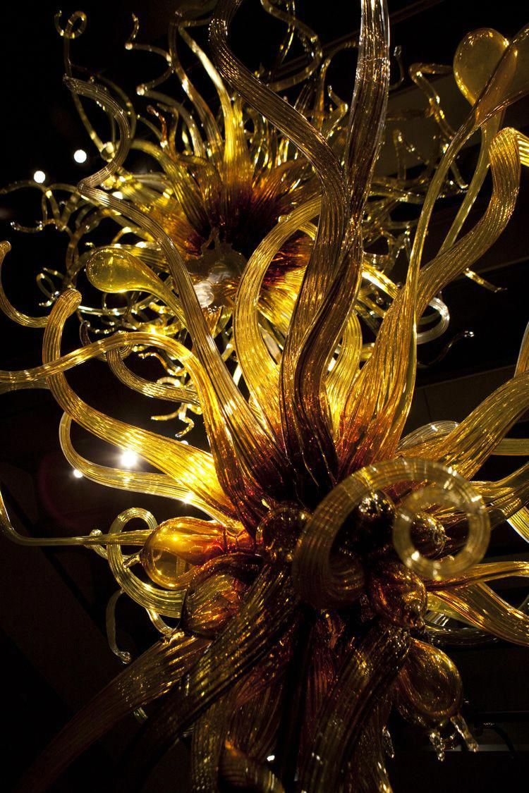 Dale chihuly laguna murano chandelier museum of glass