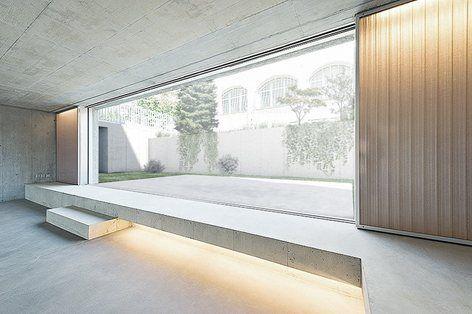 Piedra H, Zurich, 2014 - gus Wüstemann arquitectos