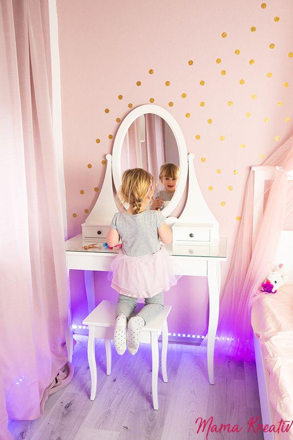 Photo of Mädchenzimmer gestalten: einfache Ideen — Mama Kreativ