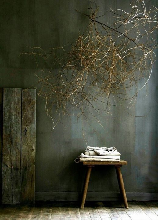 Styling Dried Botanicals