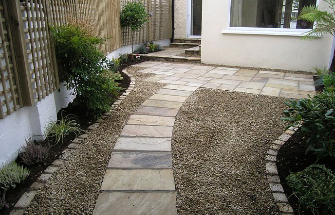 good best images about driveway landscaping on pinterest patio with driveway ideas - Driveway Patio Ideas