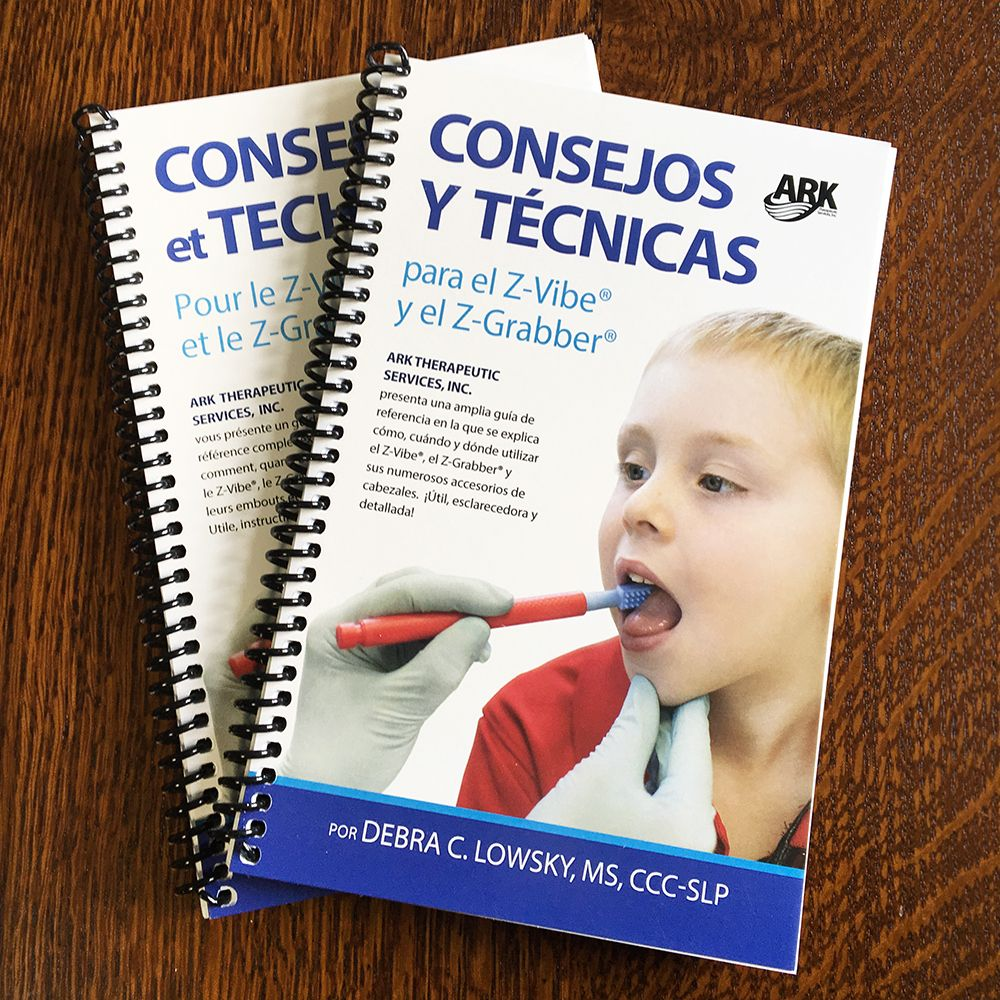 New! The ZVibe book now comes in Spanish and French