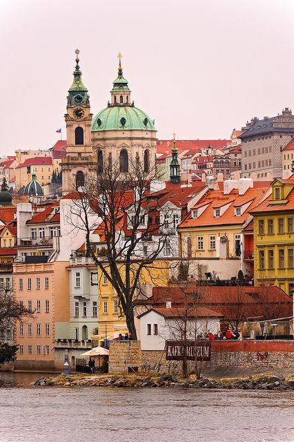 St.Nicolas église #Prague #Tchequie #Czechia