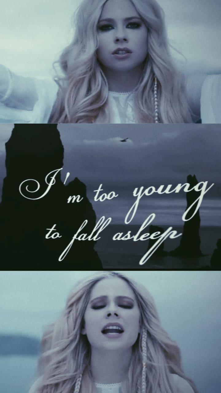 Avril Lavigne AvrilLavigne Head Water