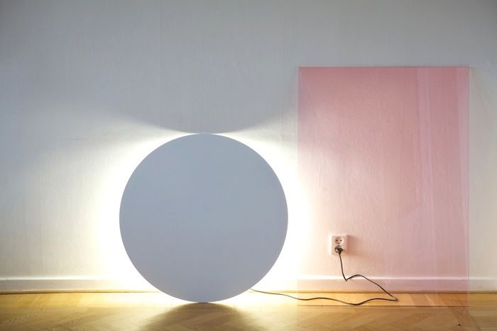 Colour 05 color lamp pinterest lights french furniture and daniel rybakken and andreas engesvik work from colour using sheets of coloured glass placed freely in front of a light source colour invites the user aloadofball Gallery