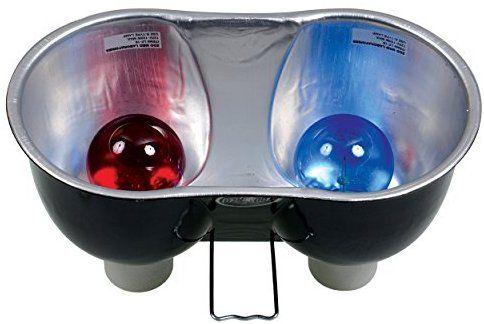 Amazon Com Zoo Med Combo Deep Dome Dual Lamp Fixture Pet Supplies Zoo Lamps Fixtures