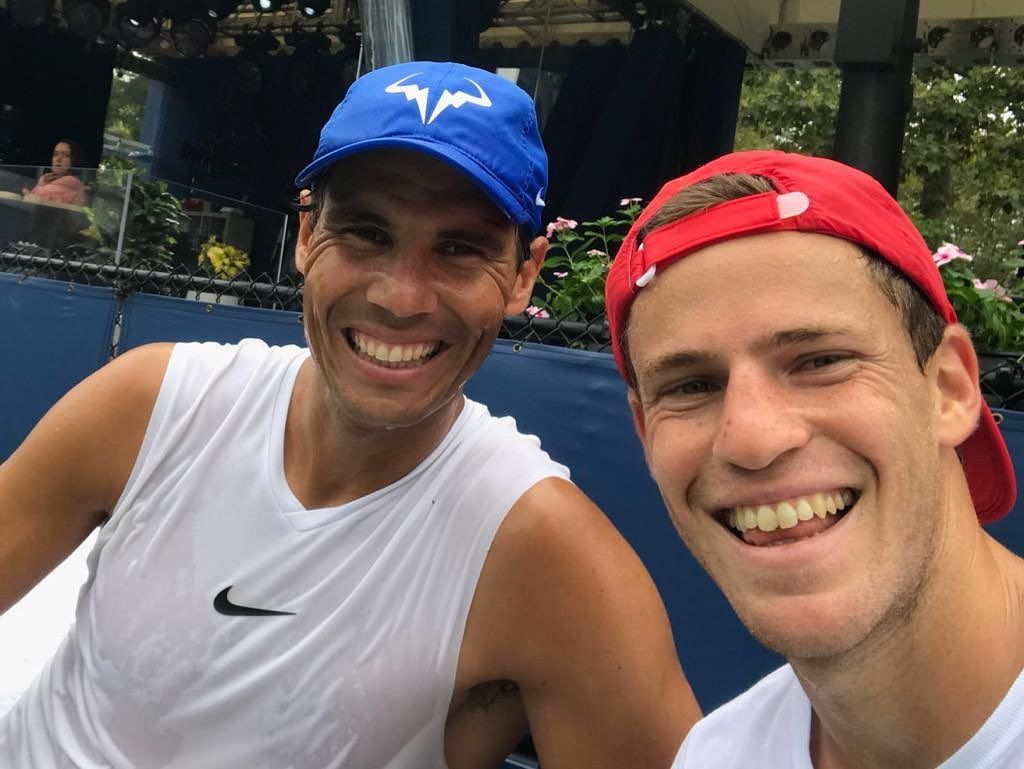 Diego Schwartzman On Instagram Rafaelnadal Pretty Men Rafa Nadal