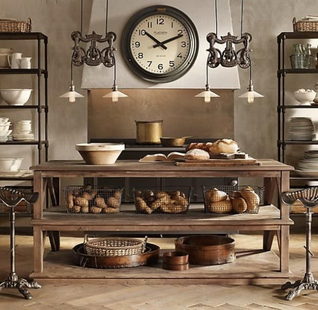 66 Gray Kitchen Design Ideas Grey kitchen designs Gray kitchens