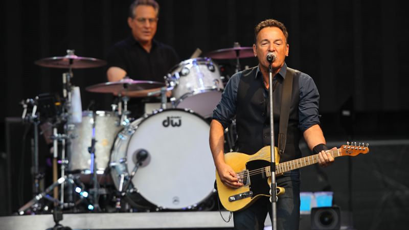 Bruce Springsteen photo gallery