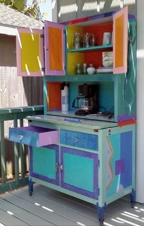 Perfect West Indies Decor More · Funky FurniturePainting FurnitureFurniture  RefinishingKey West StyleFloor ...