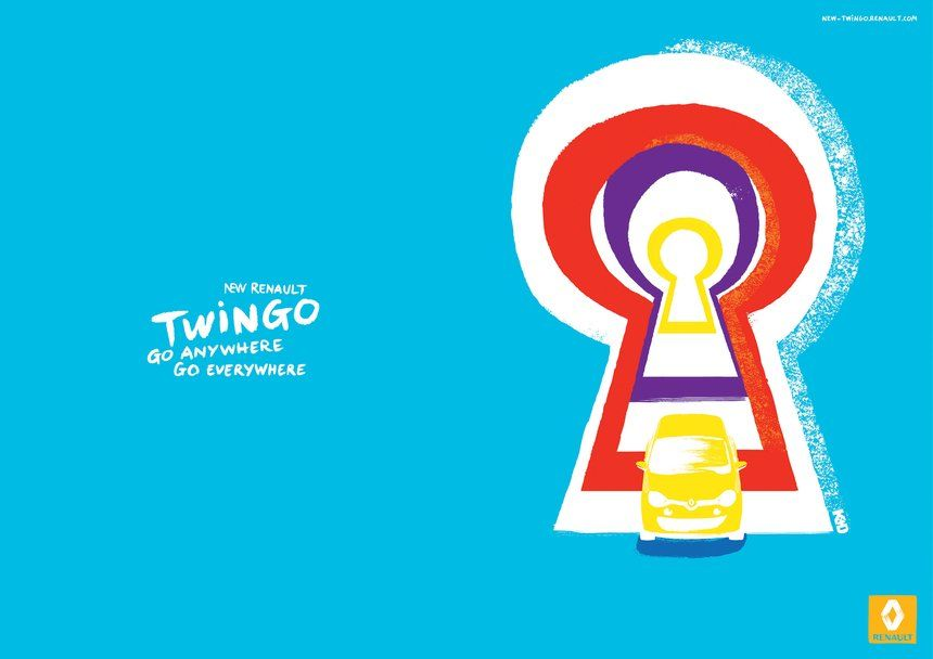 New Renault Twingo Ad New Renault Ads Awards