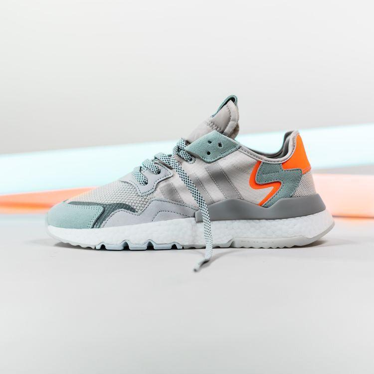 consumidor implícito Vacilar  adidas Originals Nite Jogger | Adidas shoes women, Adidas outfit shoes,  Sneakers men fashion
