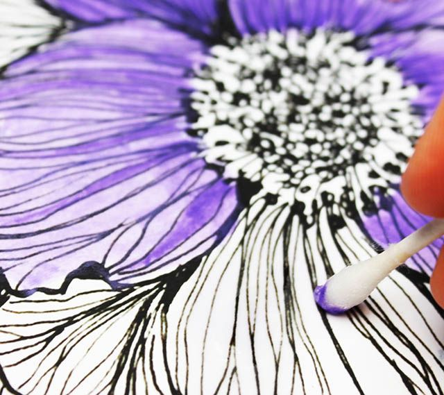 Tips On Blending Great Colors With Beige: Alisaburke: Colored Pencils: A Few Tips And Tricks Baby