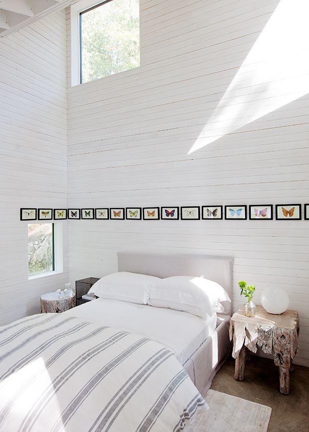 20 chambres de chalets au charme champ tre chambre pinterest la d tente champetre et le repos - Chambre a coucher champetre ...
