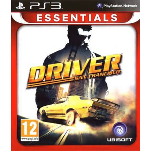 Driver San Francisco Playstation 3 Detective Playstation En Uitdagingen