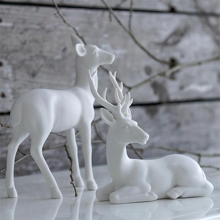 christmas decorations deer