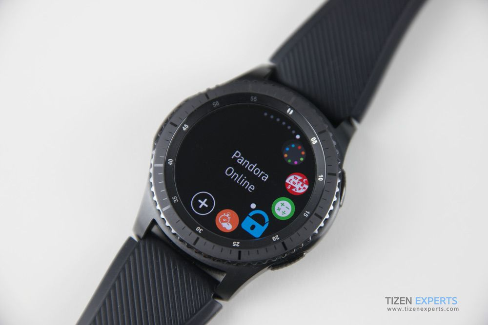 Wrist-control your car with Pandora Online for Gear S3 and