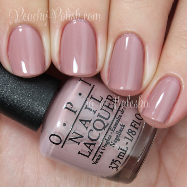 Opi Tickle My France Y Pink Taupe Nail Polish Lacquer