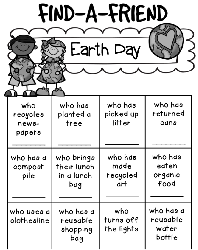 Earth Day Linky Party Come check out and share EARTH DAY lessons