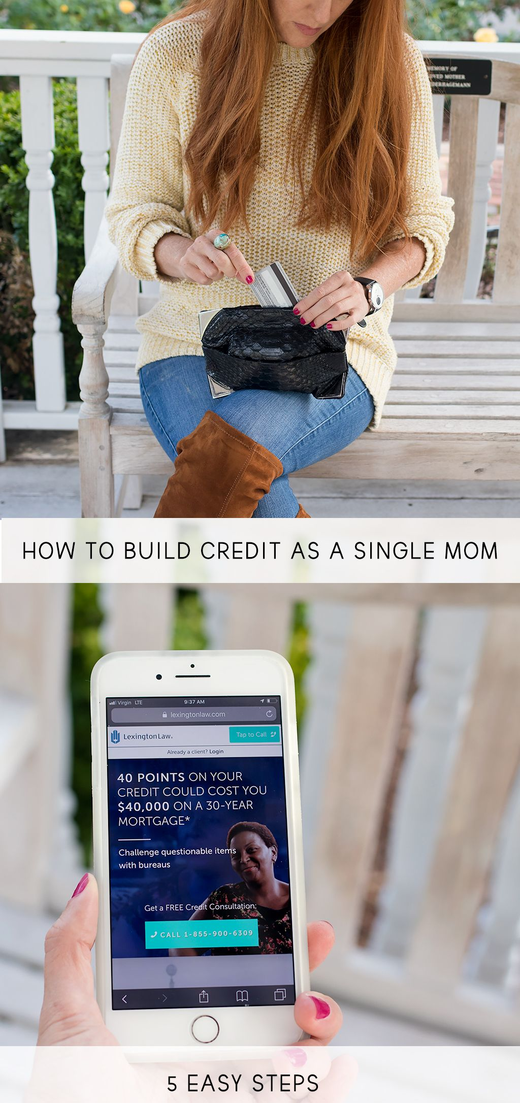 How To Build Credit As A Single Mom 5 Easy Steps To Take Build