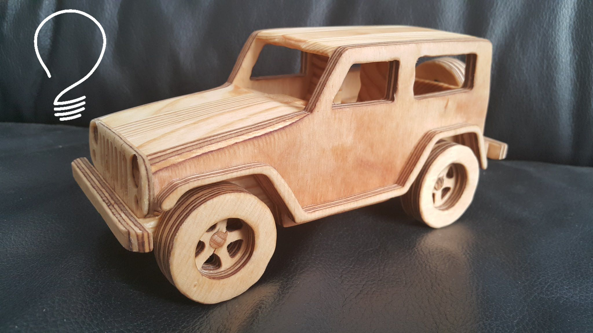 Making Jeep Wrangler Toy Car Hobbies At Home Toys Making